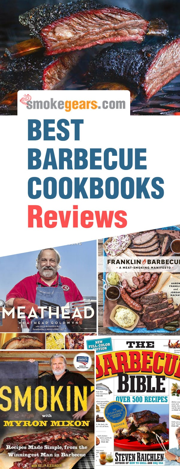 Best Barbecue Cookbooks Reviews