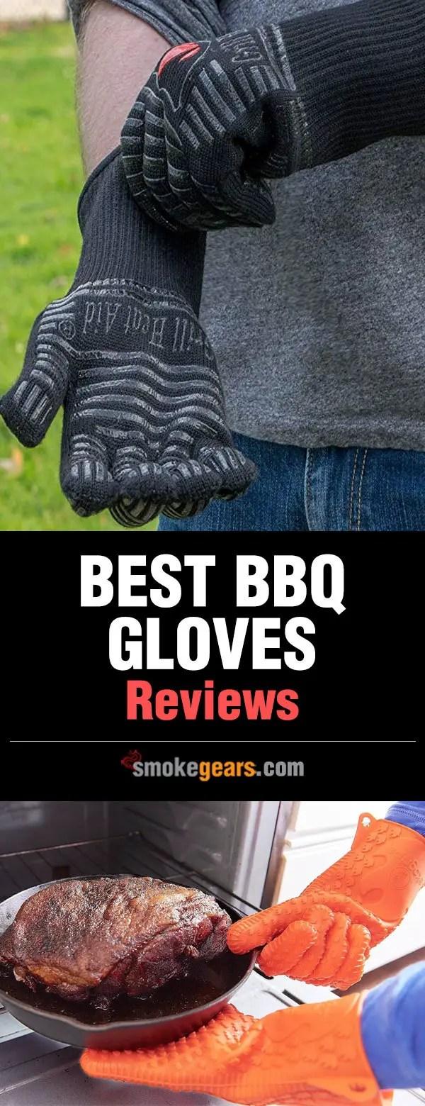 best heat resistant bbq gloves