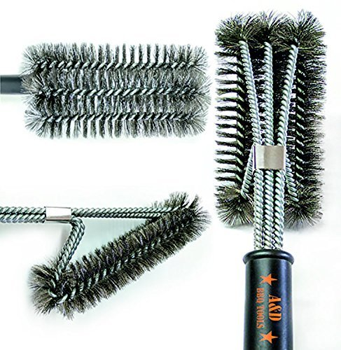 BBQ Grill Brush cleaner