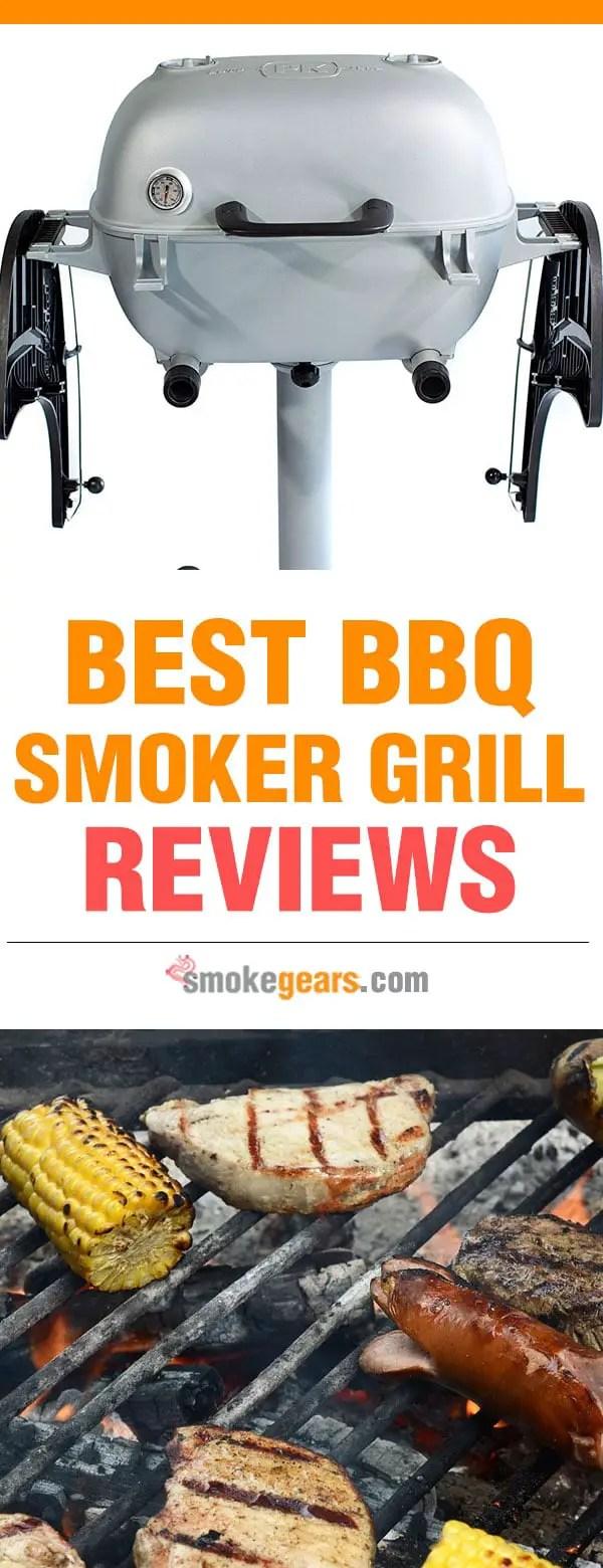 Best BBQ Smoker Grill Reviews