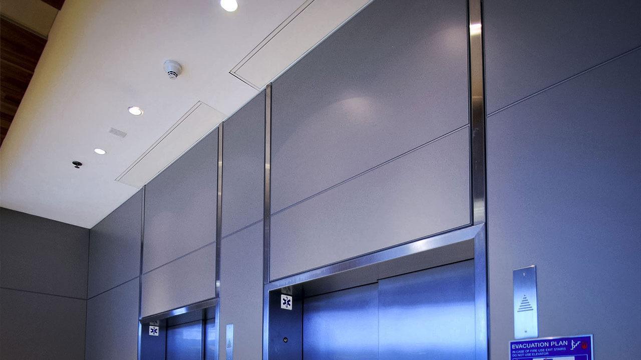 Smoke Guard  Elevator Smoke Partition  Smoke  Fire Rated Curtains