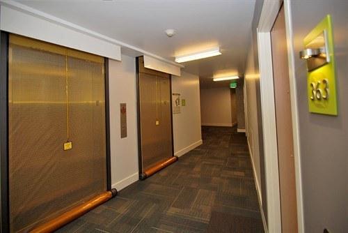 Smoke Curtain Elevator