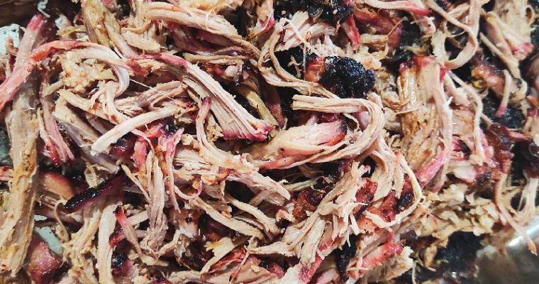 Bbq pulled pork: il maiale sfilacciato