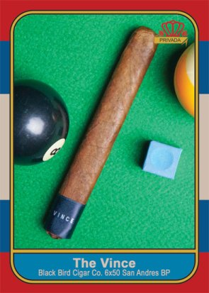 April LCA release- The Vince by Blackbird Cigars
