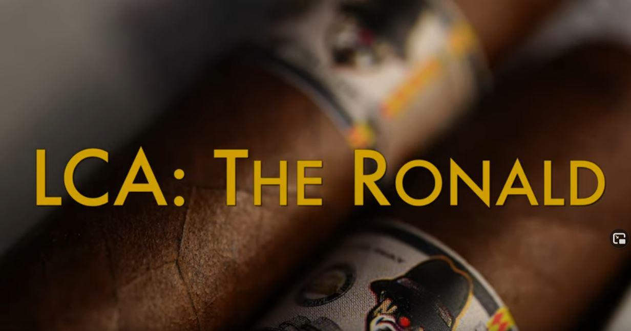 "June LCA Release- Cigar Clowns ""The Ron"" by AJ Fernandez"