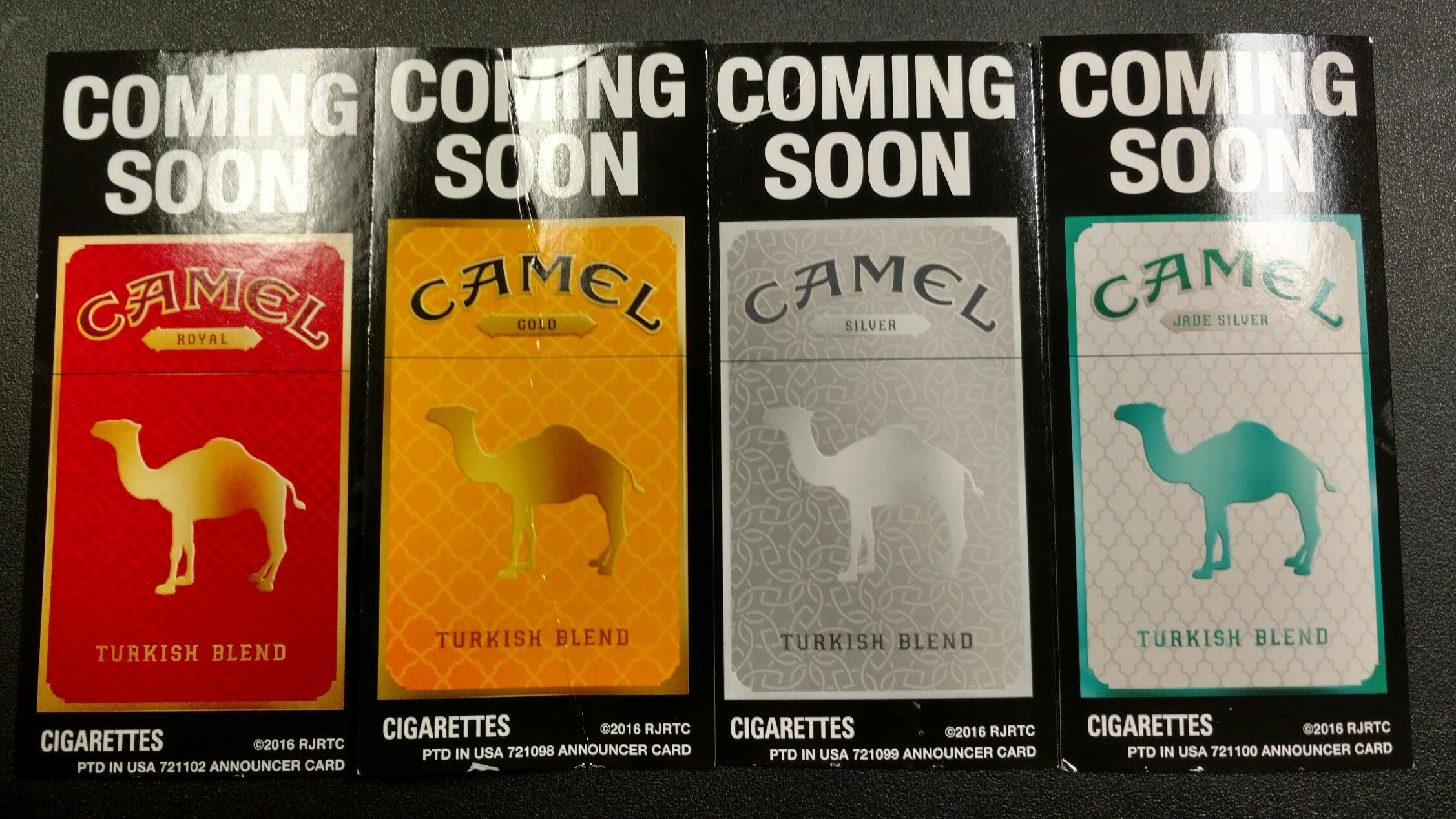 camel discontinued turkish royal