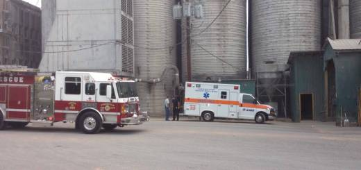 Man Badly Mangles Foot In Auger At Baggett Grain Inc