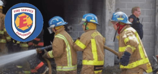 Want To Be A firefighter? Young People (Ages 14-18