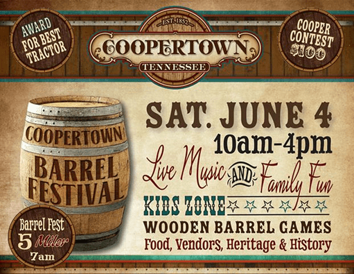 Coopertown barrel festival 511