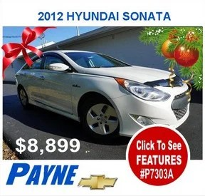 Payne 2012 Sonata P7303A