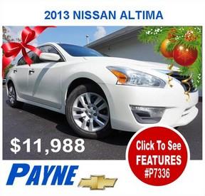 Payne 2013 Altima P7336