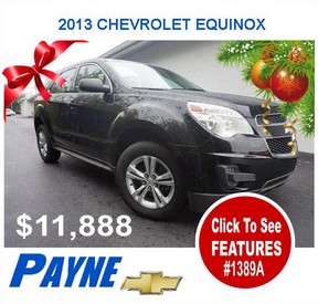 Payne 2013 Equinox 1389A