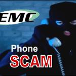 CEMC Caller Scam Alert
