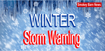 Winter Storm Warning Until Noon Tuesday - 2 to 4 Inches Of Snow Expected