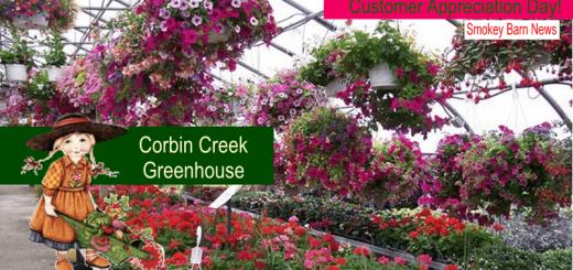 Corbin Creek Customer Appreciation Day Saturday May 9