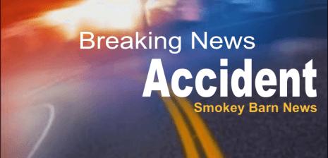breaking news accident slider
