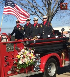 Community Remembers former Fire Chief