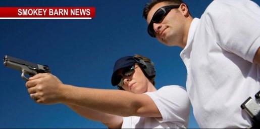 Hunter Education Safe Firearm Handling Class