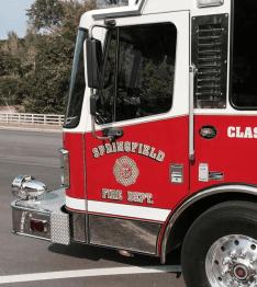 Springfield Fire truck