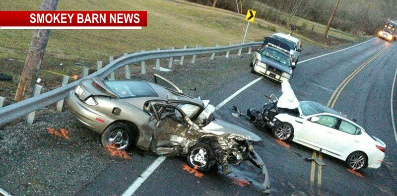 Marjorie Chowning Of White House Dies In Hwy 76 Wreck Early