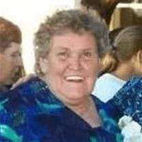 Martha Lewis obit