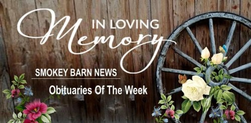 In Loving Memory: Obituaries From May 30, 2018 - June 5, 2018