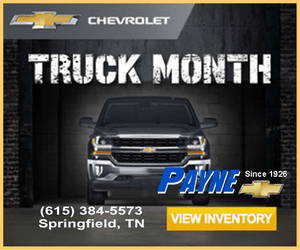 chevy truck month 300