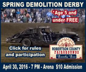 spring demolition derby 2016 300a