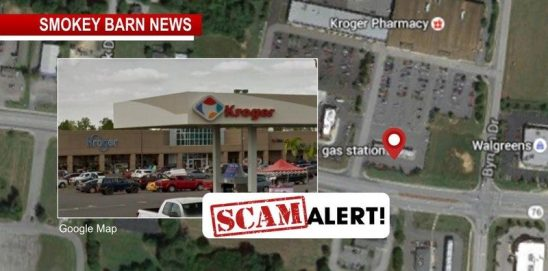 Kroger White House Tn >> Clever Kroger Gas Station Scam Nets Cash In White House