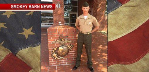 graduated marine boot camp