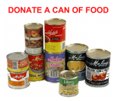 donate can food