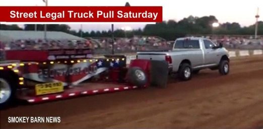 Spring Street Legal Truck Pull Saturday At RC Fairgrounds