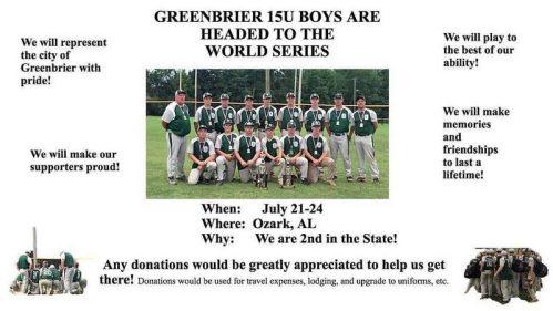 greenbrier 15u
