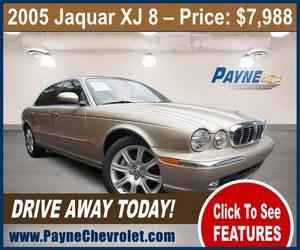 payne 2005 jaguar