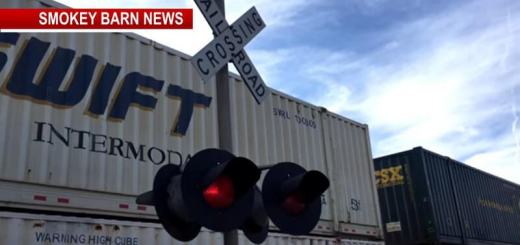 Greenbrier To Improve Two Railroad Crossings