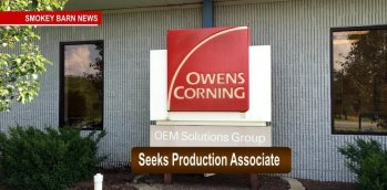 Owens Corning Now Hiring Production Associate - 1st Shift (Springfield)