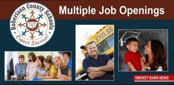 Robertson County Schools Seeks Bus Drivers & Teachers: Apply Now..
