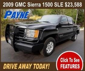 payne-p7183-2009-gmc-sierra-1500-sle-23588