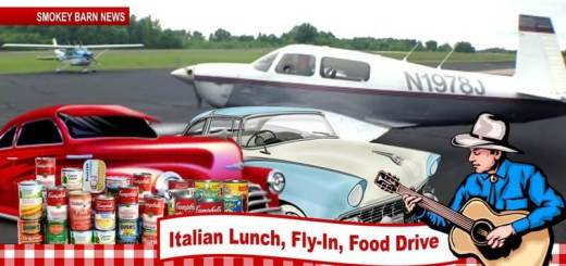 Saturday - Fly/Cruise-In, Lunch & Pack-a-Plane Food Drive