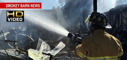 Fire Destroys Steel Blast Building In Springfield Tuesday