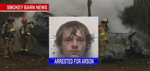 POLICE: Suspect Confesses To Arson In Ridgetop