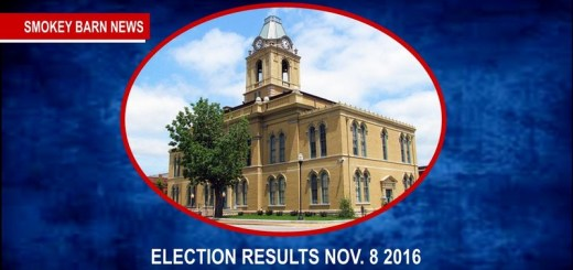 Robertson County Election Nov. 8 2016 Results