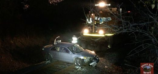 Woman Injured In Train-Car Crash In Greenbrier