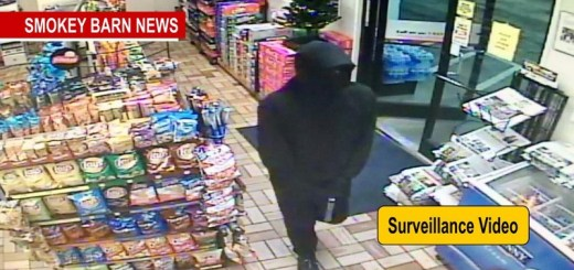 Springfield Gas Station Robbed Again
