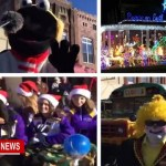 Smokey Films EVERY Christmas Parade In Robertson County: PLUS FUN STUFF TO DO