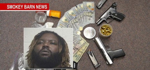 Springfield Man Jailed On $321,500 Bond For Drug Charges