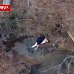 Missing Christmas Day: 73 Yr Old R.C. Man Found In Creek By THP Air Unit