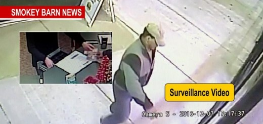Polite Armed Robber Holds Up Springfield Business