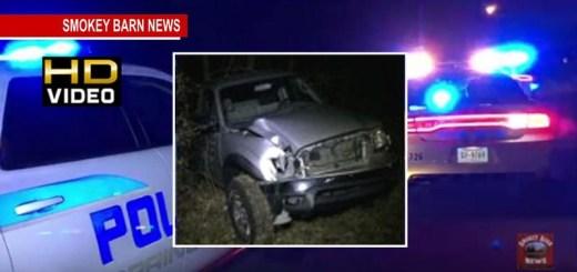 Police Find Locked Vehicle After Crash But No Driver