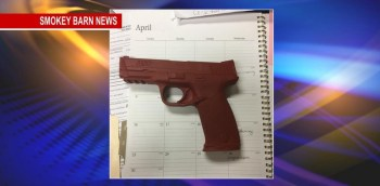 Fake Rubber GunUsed In Criminal Justice Class At Springfield High Causes Stir